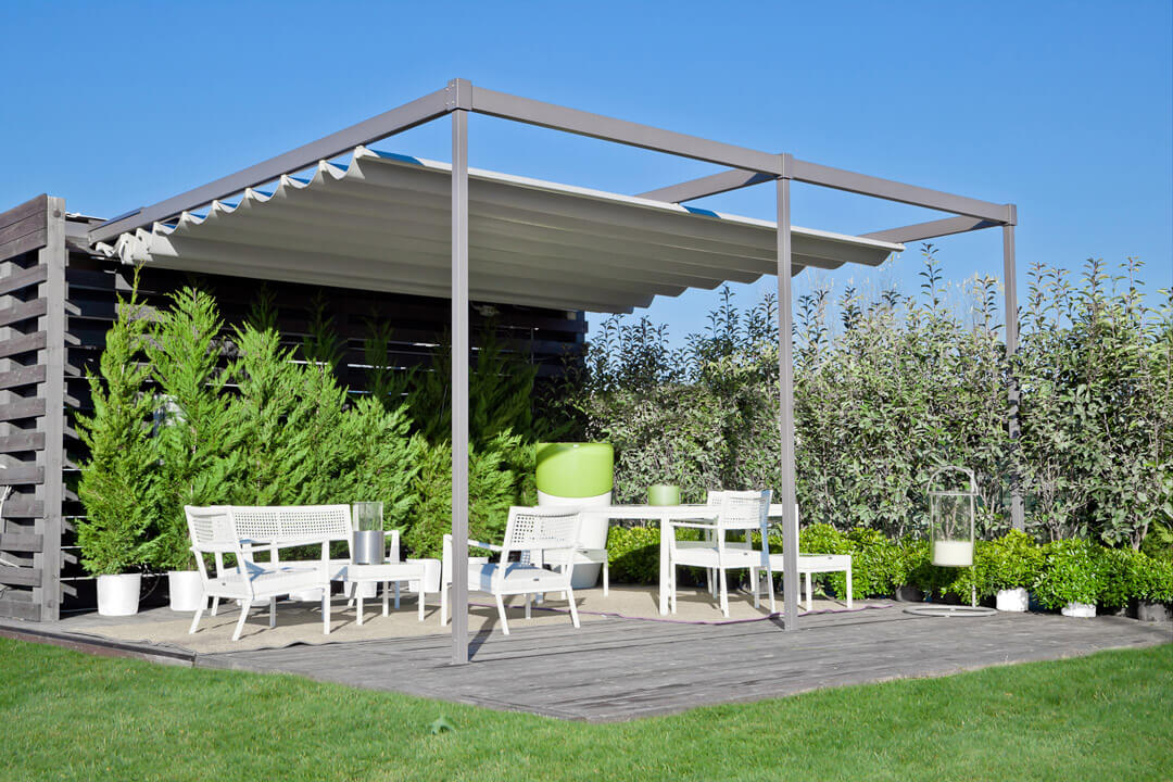 pergola terrassen berdachung f r gastronomie zuhause. Black Bedroom Furniture Sets. Home Design Ideas